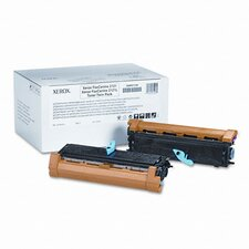 Toner, 12000 Page-Yield, 2/Pack
