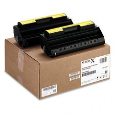 013R00609 Toner Cartridge, 2 Cartridges, Black