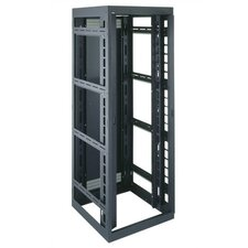"DRK Series 36"" D Gangable Rack with Cable Management Ducts"