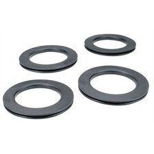 "SR Series 4"" Grommet Kit, Pack of Four"
