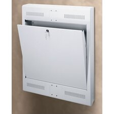 Surface Mount Tilt Out Wall Rack