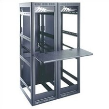Multi-Bay Work Surface Shelf for WRK  Series Racks Mounts