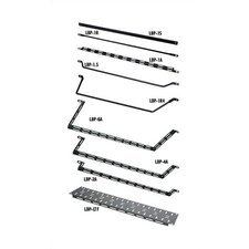 "VMRK-54 Series 19"" W Horizontal Lacer Bars (Rectangular)"