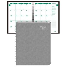 2015 Large Print Monthly Planner