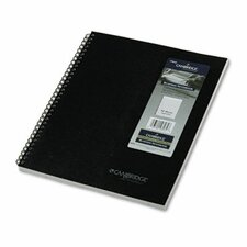 Cambridge Limited Cambridge 1-Subject Wirebound Business Notebook, Legal Rule, 80 Pages