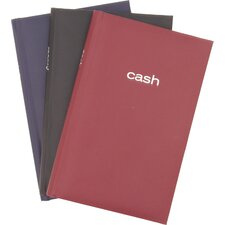 "7.88"" x 5"" Account Book (Set of 4)"