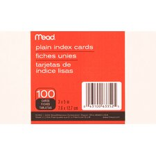 "3"" x 5"" Index Card (100 Count)"