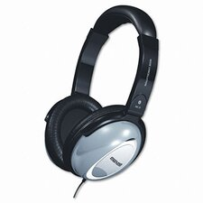 <strong>Maxell Corp. Of America</strong> HP/NC-II Noise Canceling Headphone