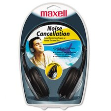 <strong>Maxell Corp. Of America</strong> Lightweight Compact Folding Headphones