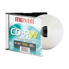 Branded Surface Cd-Rw, 700Mb/80Min, 4X