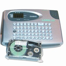 "KL60SR Compact EZ-Label Maker, 1/2"" Labels"