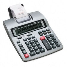 Printing Calculator, 12-Digit Lcd