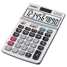 <strong>Casio®</strong> Desktop Calculator, 4-1/4W X 6-7/8D
