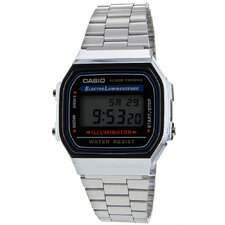 Men's Retro Crystal Watch