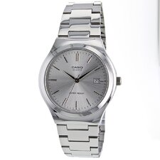 Men's Casual Crystal Watch