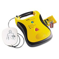 Defibrillator Package with Prescription Certificate