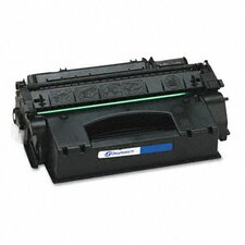 Compatible Remanufactured High-Yield Toner, 6000 Page-Yield
