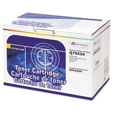 Compatible Remanufactured High-Yield Toner, 7000 Page-Yield