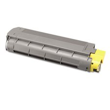 DPCC6100Y (43324417)  Toner Cartridge, High-Yield, Yellow