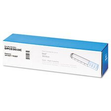 DPCD3010C (341-3571, TH207) Laser Cartridge, High-Yield, Cyan