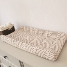 Capri Changing Pad Cover