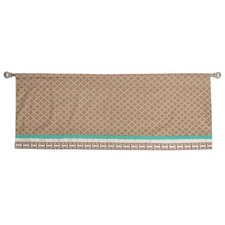 "Capri Window 60"" Curtain Valance"