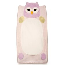 Owl Plush Changing Pad Cover