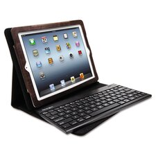 Keyfolio Pro 2 Keyboard Case with Stand for iPad 2 and iPad 3