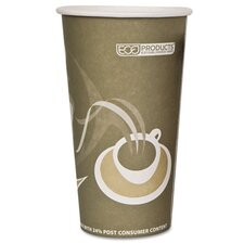 Evolution World Hot Drink Cups, 20 Oz., 1000/Carton
