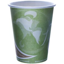 Evolution World 24% PCF Hot Drink Cup in Sea Green