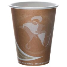 Evolution World 24% PCF Hot Drink Cup in Peach