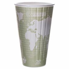 Insulated Compostable Hot Cup (800 Pack)