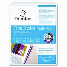 Multiuse Premium Paper, 98 Brightness, 24Lb, 8-1/2 X 11, 5000 Sheets/Carton