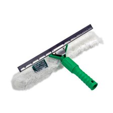 <strong>Unger</strong> Visa Versa Squeegee and Strip Washer in White / Green