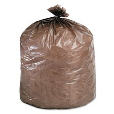 <strong>Stout</strong> Eco-Degradable Plastic Trash Garbage Bag, 20-30 Gal, .8Mil, 30X36, 60/Box