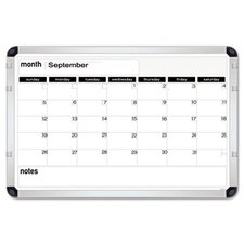 Perpetual Calendar 2' x 3' Whiteboard