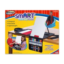 Tabletop Smart Art Dry-erase Easel, Table Top, Smart Art, Assorted
