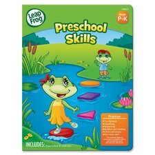 <strong>The Board Dudes</strong> Leap Frog Preschool Skills Workbook (Set of 24)