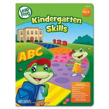 Leap Frog Kindergarten Skills Workbook (Set of 24)