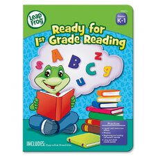 Leap Frog Ready for 1st Grade Reading Workbook (Set of 24)