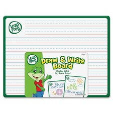 Leap Frog Draw & Write Double Sided Dry Erase Board (Set of 24)