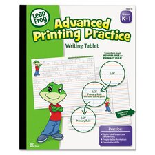 Leapfrog Advanced Printing Practice Writing Tablet