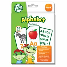 <strong>The Board Dudes</strong> Leapfrog Alphabet Flash Card