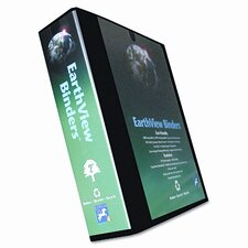 "Earthview D-Ring Presentation Binder, 2"" Capacity"