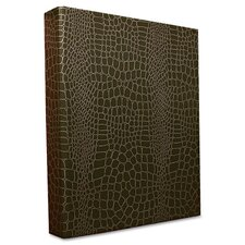 "PROformance II Round Ring Binder, Non-View, Letter Size, 1"" Capacity, Brown"