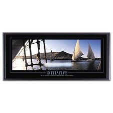 Seco Initiative Framed Photographic Print