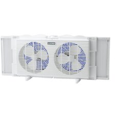 "7"" Twin Window Fan"