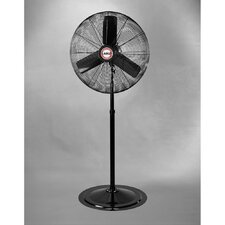 "30"" Oscillating Industrial Grade Pedestal Fan"