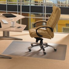 Cleartex Advantagemat Low Pile Carpet Chair Mat
