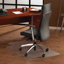 <strong>Floortex</strong> Cleartex Ultimat Anti-Slip Hard Floor Lipped Edge Chair Mat
